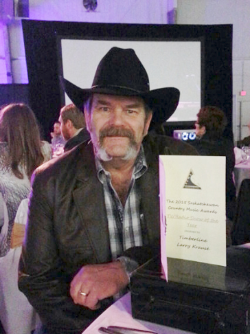 "2015 SCMA Radio or Television Program of the Year - ""Timberline Music Show"""